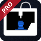 GCodePrintr - The 3D Print App icon