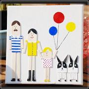 Art Craft For Family