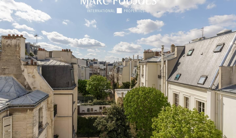 Hôtel particulier Paris 17ème
