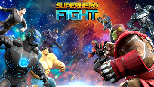 Superhero Fighting Games 3D - War of Infinity Gods 1.0 screenshots 18