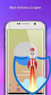 Antivirus Cleaner And Booster 8.2 APK + Mod (Pro) for Android