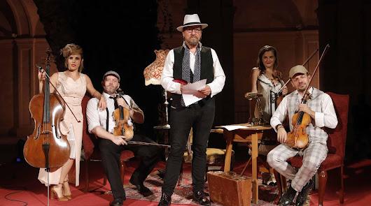 El cuarteto de cuerda de la OCAL y Thomas Vikström enamoran en la Catedral