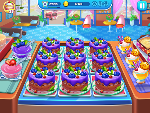 Cooking World: Casual Cooking Games of my cafe' filehippodl screenshot 10