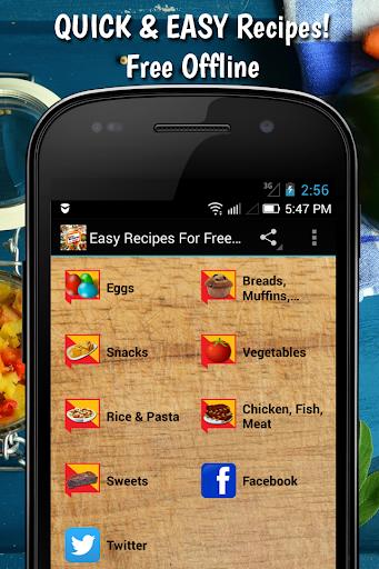 簡易食譜免費在線