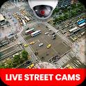 Live Camera: Earth cam, Live Street View & Webcam icon