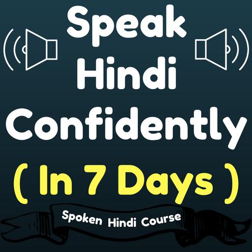 Speak Hindi using English- Learn Hindi in English Icon