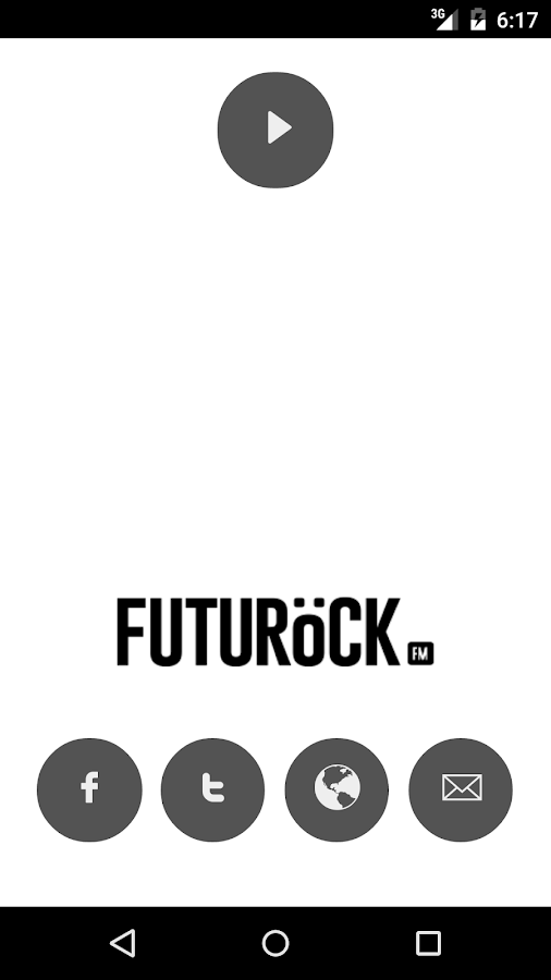 Futurock- screenshot
