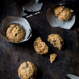 Cinnamon Raisin Irish Soda Muffins.