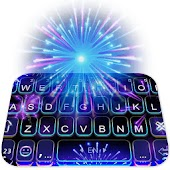 2018 Lucky New Year Firework Keyboard