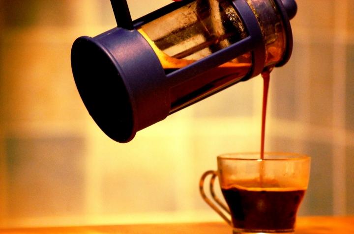 Caffè danese di sorcio