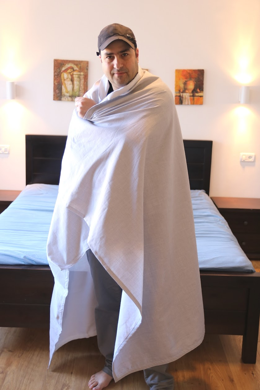 RF PROTECTION BLANKET\SLEEPING BAG