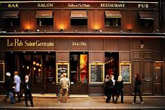 Visiter Pub Saint-Germain