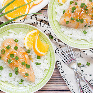 Chicken With Orange Marmalade Recipes