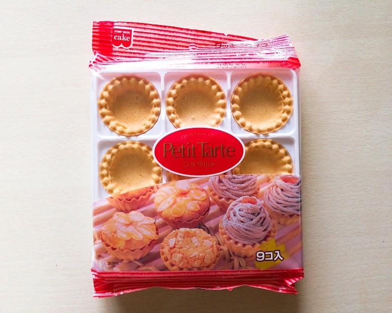 クッキータルト