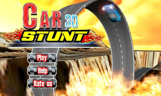 Car stunts game