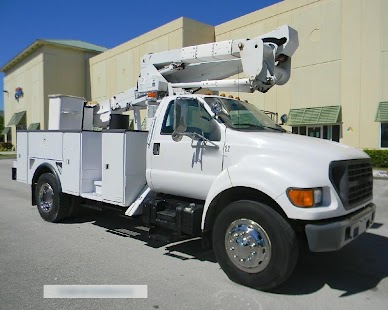 Wallp Freightliner FL 50 Truck - náhled