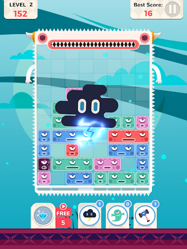 Slidey Block Blast screenshot 12