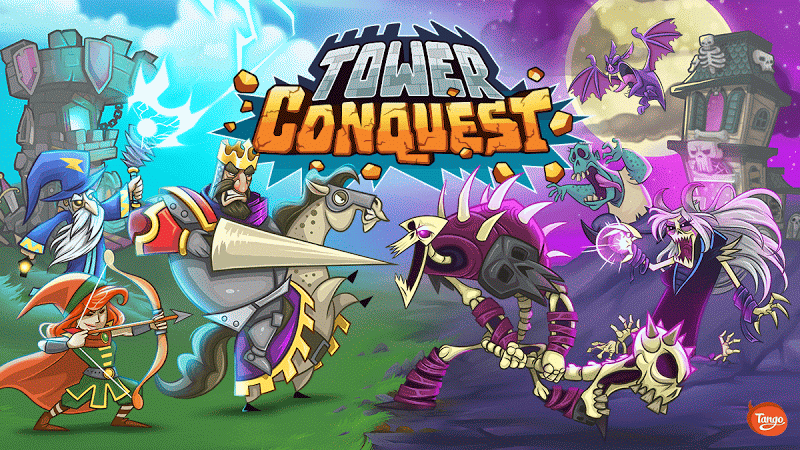 Tower Conquest v22.00.08g (Mod Money)