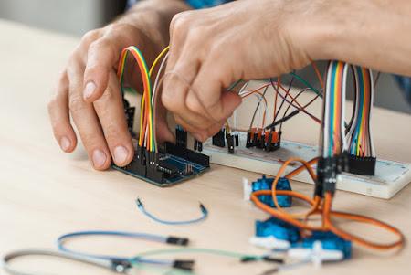 Elektrische componenten kopen