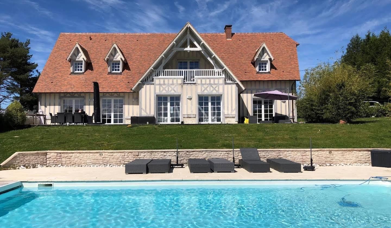 Maison avec jardin et terrasse Gonneville-sur-Mer