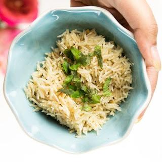 7-Minute Instant Pot Rice Pilaf.