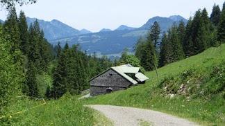 Herzbergalpe Obermaiselstein Besler Allgäu