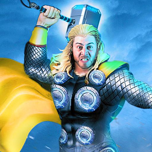 Super Hammer Hero: Justice Squad City League War