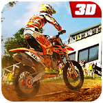 Offroad Motorbike : Rally Race Rider Simulation 3D Icon
