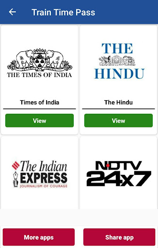Indian Train Live Status, PNR Status : Time pass screenshot 8