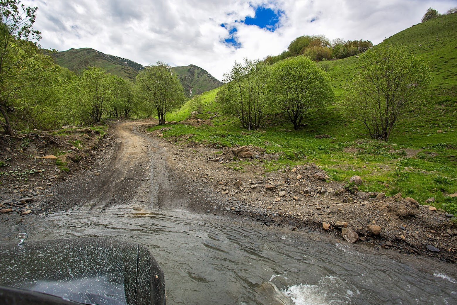 Военно-Грузинская дорога в подробностях