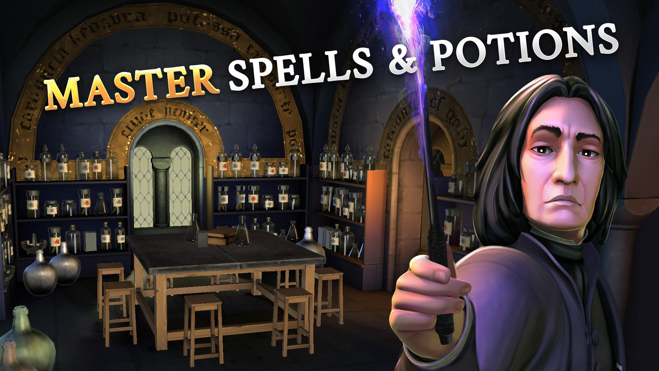 Harry Potter: Hogwarts Mystery (MOD, Unlimited Energy) 3