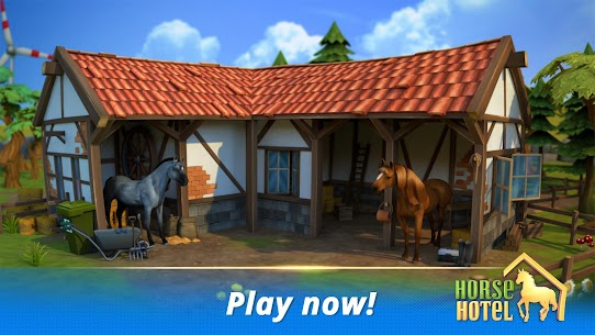 Horse Hotel – be the manager of your own ranch MOD (Unlimited Currency) 1