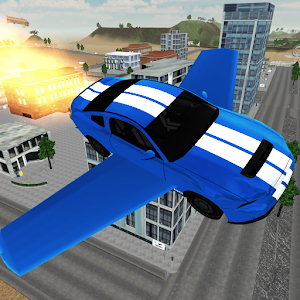 Flying Car Driving Simulator for PC and MAC