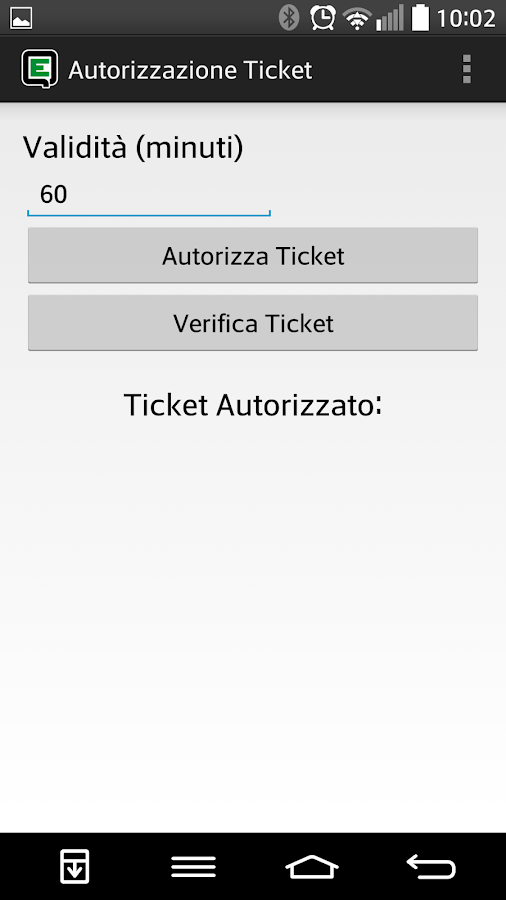 Quadrante Europa Ticket- screenshot