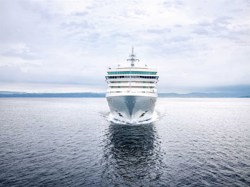 Silver Moon, the new flagship from luxury line Silversea.
