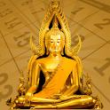 Buddhist Thai Calendar 2020 icon