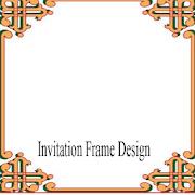 Invitation Frame Design icon