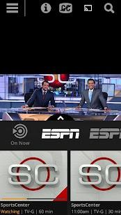 Sling TV Screenshot 1