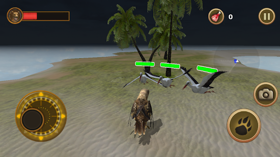 Game Sea Eagle Survival Simulator APK for Windows Phone