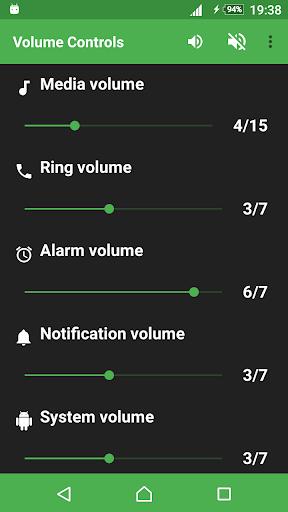 Volume Controls 3.2 screenshots 4