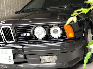 M6 E24 88年式 D車のカスタム事例画像 とありくさんの2019年12月15日08:45の投稿