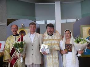 Photo: Венчание Игоря и Галины - Huwelijk van Igor en Galina