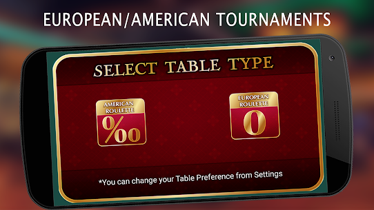 Roulette Royale – FREE Casino App Download For Android and iPhone 4