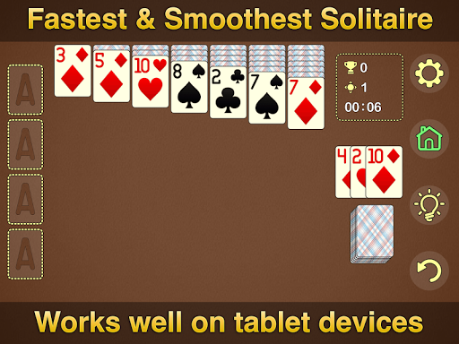 Solitaire Klondike 2.5.0 screenshots 10