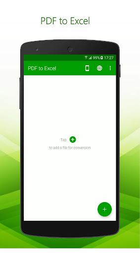 PDF to Excel v1.0.11 [Unlocked]
