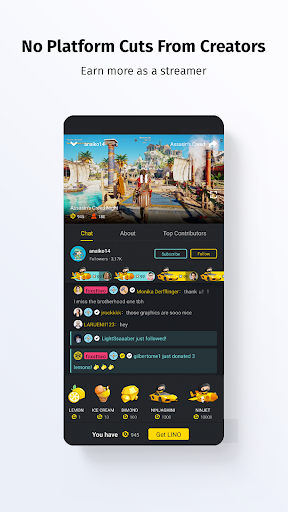 DLive u00b7 Live Stream Community 1.7.0 screenshots 2
