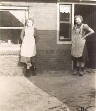 Photo: Tineke Heiminge en moeder Annechien