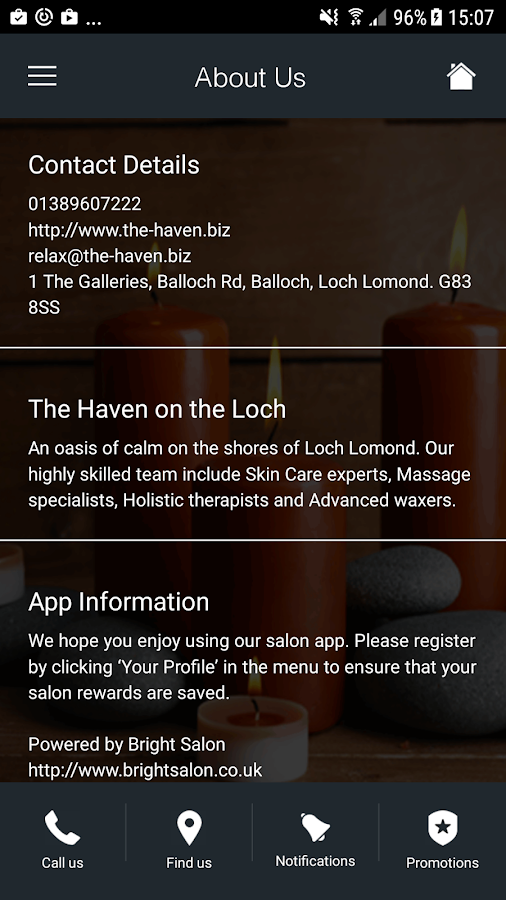 The Haven on the Loch- screenshot