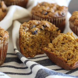 Paleo Carrot Muffins