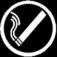 Cigarette counter icon